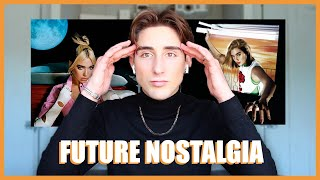 Baixar Dua Lipa - Future Nostalgia (Album) || REACTION