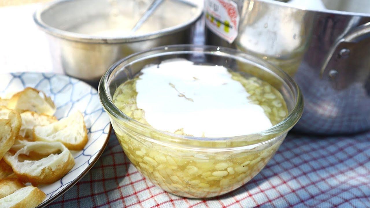 របៀបធ្វើបង្អែមតៅស័នកូនកាត់ - Yummy Mung Bean Pudding