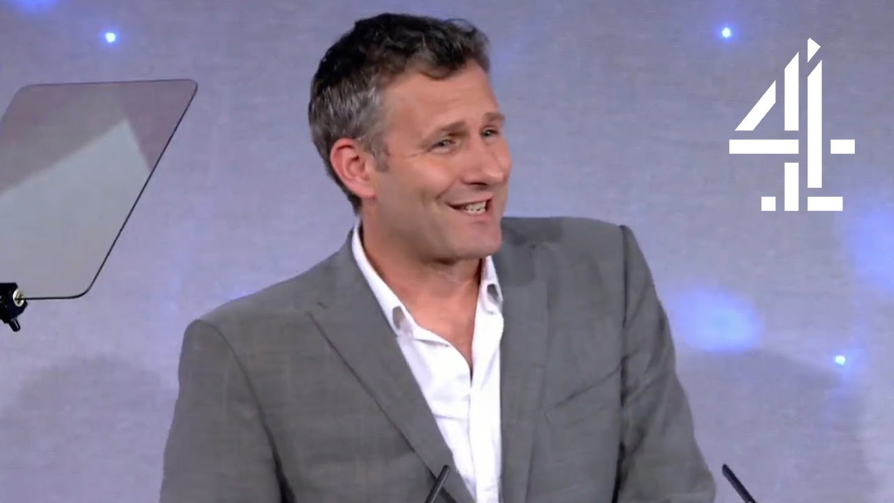 Adam Hills' Inspiring Words For ParalympicsGB | The Last Leg