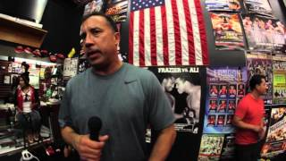 Bay Area Boxing Coach Karl Sharrock (Old School Boxing) Interview