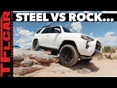2020 Toyota 4Runner TRD PRO vs Hells Revenge: Can The Ultimate Toyota 4X4 Handle The Rocks?