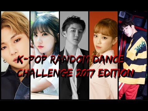 Kpop Random Dance 2017 Edition (With Countdown and Mirrored Video)