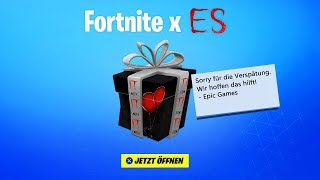 "FREE ""ES 2"" GIFT in Fortnite!"