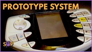 I Got a Pr๐totype Nokia N-Gage | Rare Retro Handheld Game System History