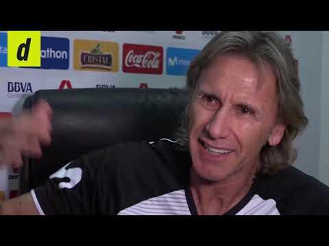 Ricardo Gareca en exclusiva: todo sobre la Copa América y Paolo Guerrero