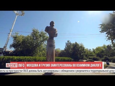 Молдова и Грузия заинтересованы во взаимном диалоге