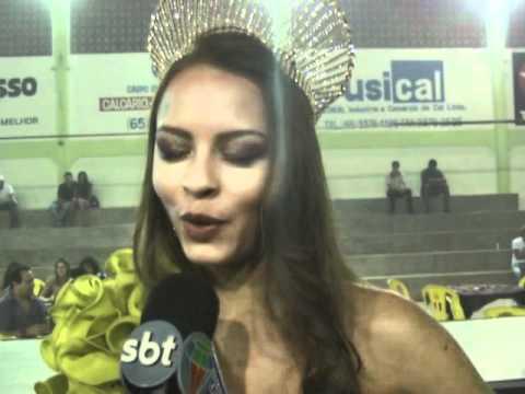 MISTER MATO GROSSO TURISMO 2011 - SBT