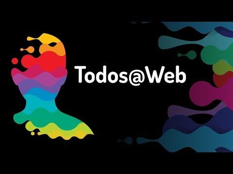 """[Todos@Web] Lançamento do Estudo Setorial """"Acessibilidade e Tecnologias"""