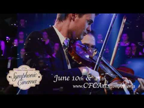 CFCArts presents Symphonic Cinema :30 Second Spot