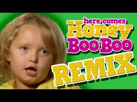 REMIX - Honey Boo Boo - GO GO JUICE #HoneyBooBoo - WTFBrahh
