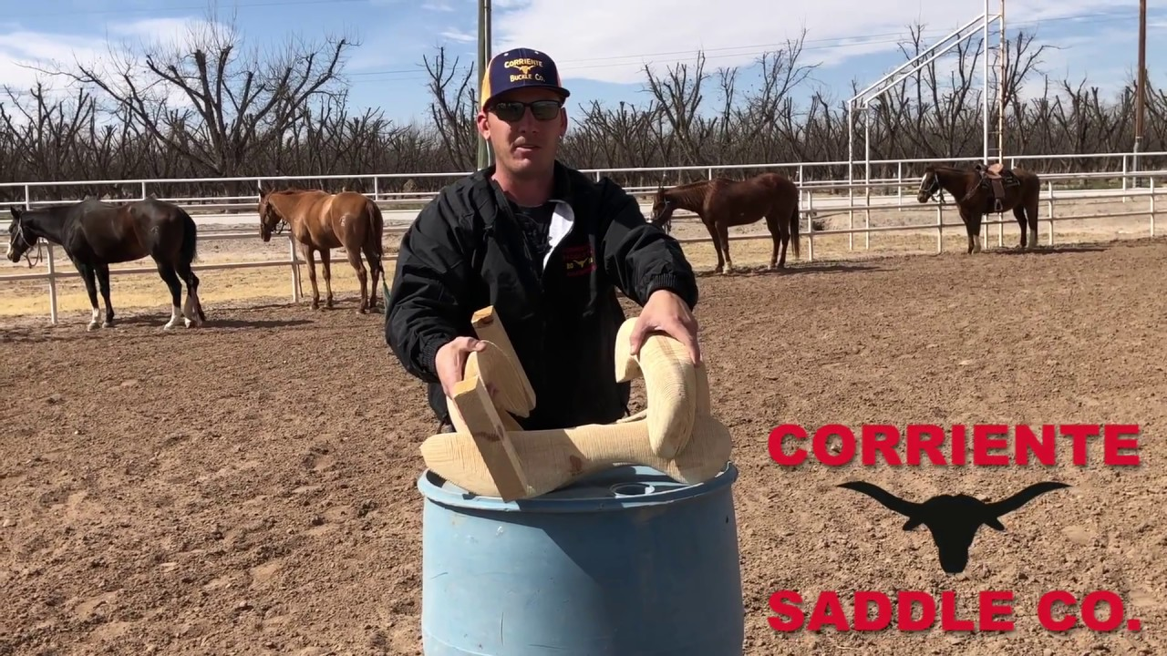 How Corriente Saddle Makes Their Trees
