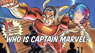 Who is Captain Marvel - Shazam