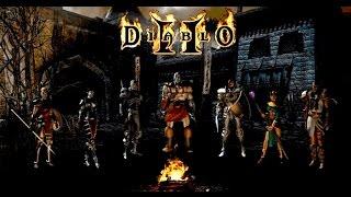 Diablo 2: LoD Stream --Начинаем x8--