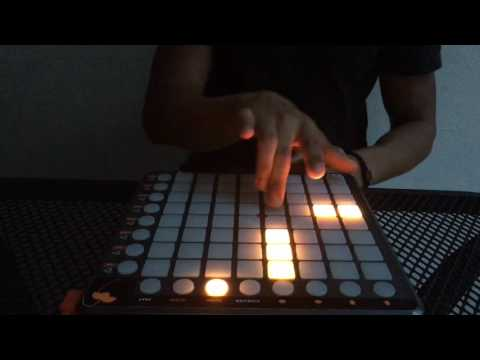 Major Lazor Feat. Wild Belle Be Together (Vanic remix) launchpad cover