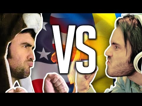 SWEDEN VS USA! (NEW BroKen #1)