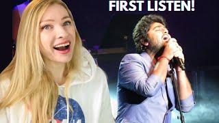 Vocal Coach Reacts: Arijit Singh singing Tum Hi Ho Live (Aashiqui 2)