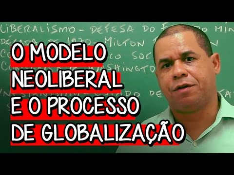 O Modelo Neoliberal e o Processo de Globalização - Extensivo Geografia | Descomplica