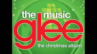 Glee Cast - God Rest Ye Merry Gentlemen with lyrics