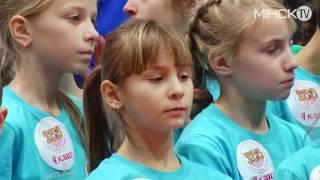 """Репортаж телеканала МIНСК TV о финале проекта """"300 талантов для Королевы"""""""