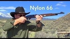 Remington Nylon 66 - Shooting This Great .22 Rifle