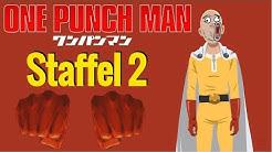 ONE PUNCH MAN STAFFEL 2 IST DRAUßEN | RELEASE in den KOMMENTAREN | Kenga