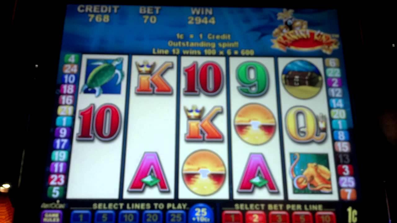 Dolphin Treasure Free Slots