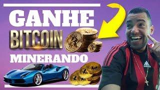Como ganhar bitcoin Minerando e Jogando Totalmente de Graça - Ganhe criptomoedas facil Aqui