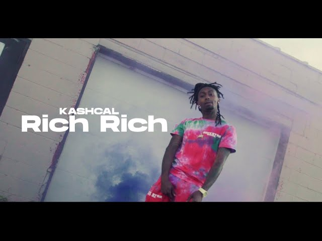 """Emerging Artist 'KashCal' Releases New visual """"Rich Rich"""""""