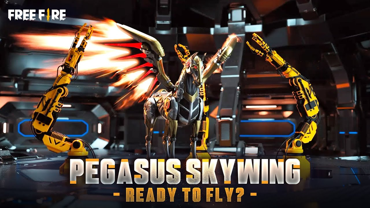 Your Last Chance To Get The Pegasus Skywing | Garena Free Fire