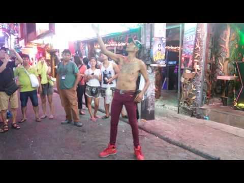 Amazing Magician in Thailand Walking Street | Holiday Vacation | Pattaya Tourism