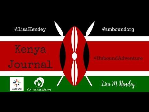 Kenya Journal 1: Packing for #UnboundAdventure