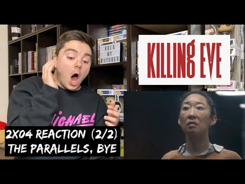 Download KILLING EVE - 2x04 'DESPERATE TIMES' REACTION (2/2)