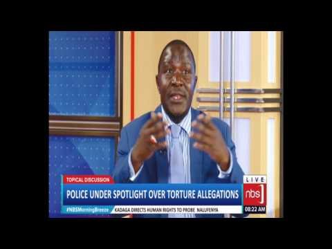 Police on the Spotlight Over Torture Allegations (Asuman Basalirwa, Simon Mulongo)
