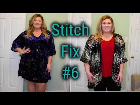 8845db7e589 PLUS SIZE STITCH FIX UNBOXING AND TRY-ON #6 | Taren Denise - YouTube