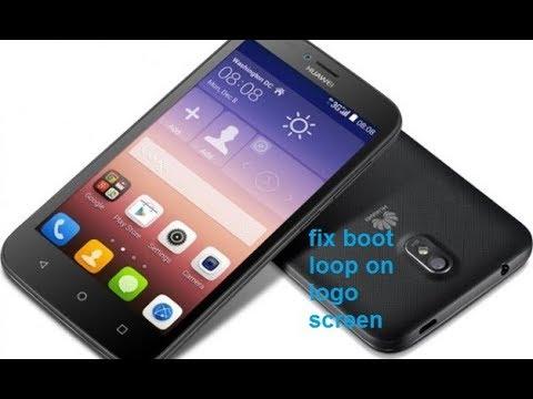 huawei y625 u32 boot loop logo fix 100%