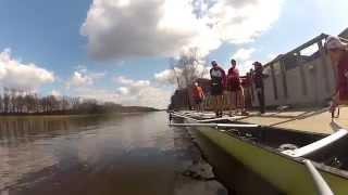 University Of Bristol Bc - Tilburg Spring Training