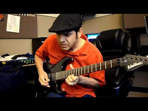 New Guitar - Washburn with Floyd Rose