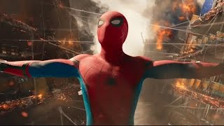 5 Must-See Moments from Spider-Man: Homecoming Trailer 2