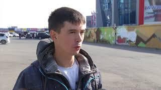 Новые оригинальные арт-объекты появились на улицах Омска. В городе проходит фестиваль граффити.