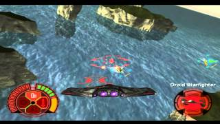 Star Wars Jedi Starfighter Mission 4 Turning the Tides