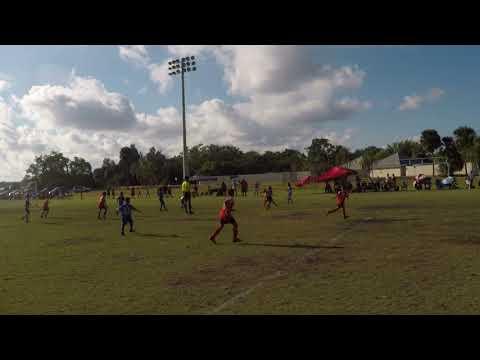Miramar United Elite FC 2010 vs Plantation World Cup 2018