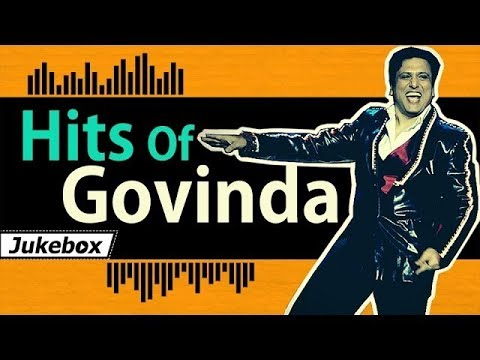 Best Of Govinda Songs | 90's Superhit Hindi Song Collection | Happy Birthday Govinda