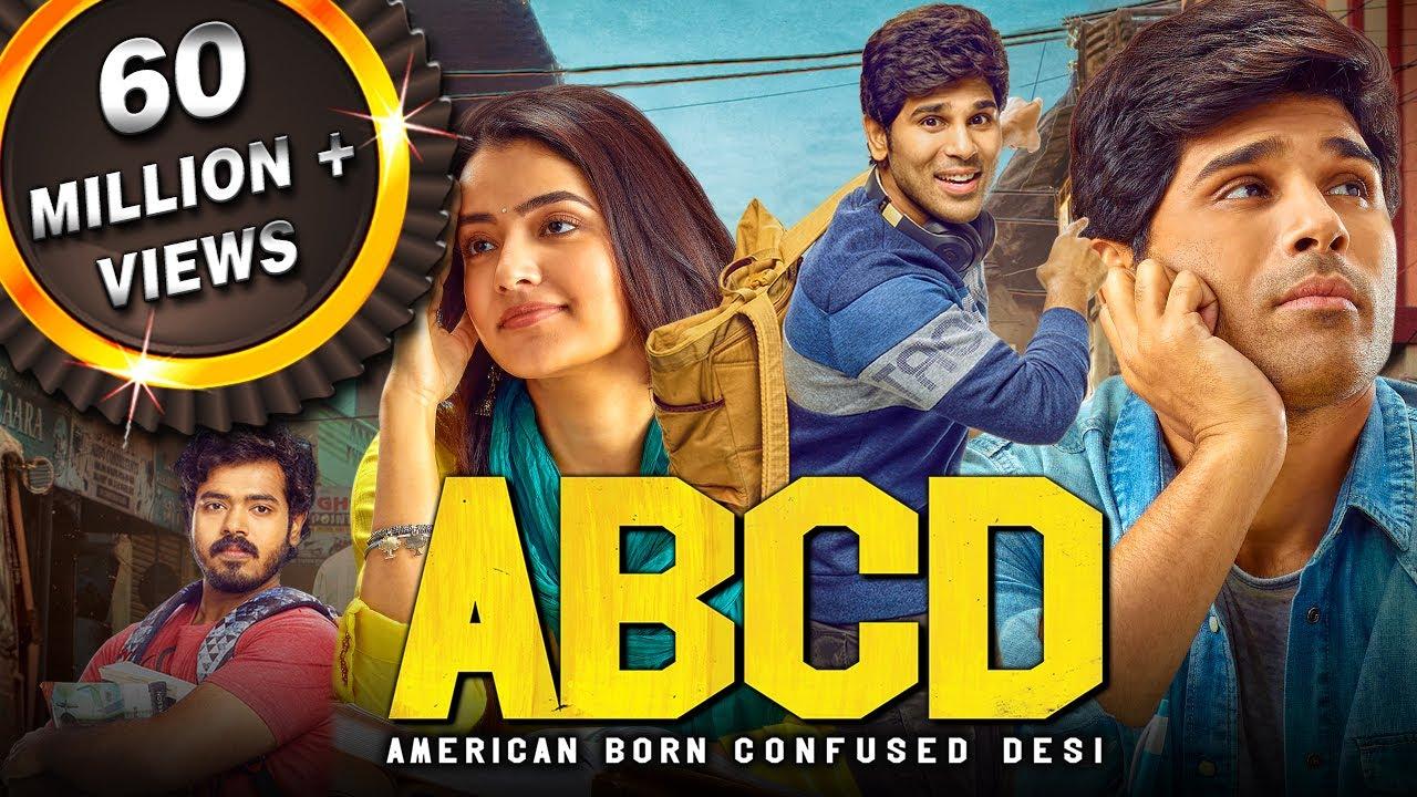 Download ABCD: American Born Confused Desi 2021 New Released Hindi Dubbed Movie |Allu Sirish, Rukshar Dhillon