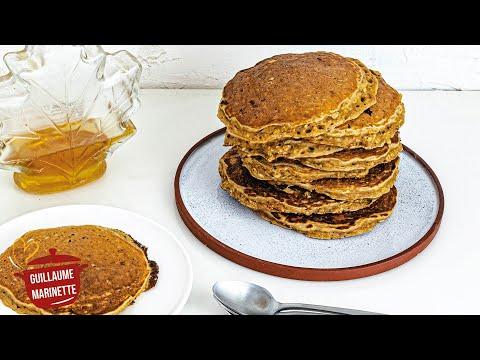pancake-healthy-aux-flocons-d'avoine,-comment-faire-?-recette-facile-et-rapide-!