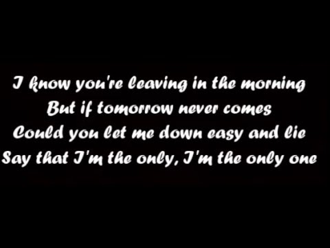 Echos - Tomorrow [Lyrics]