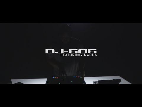 Roland DJ-505 DJ Controller for Serato DJ