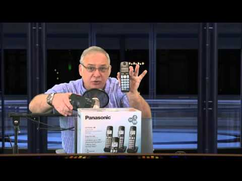 TGP # 182 Panasonic Link-to-Cell Bluetooth Phone System