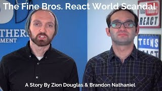 Dumb Moments In YouTube History: The Fine Bros. React World Scandal
