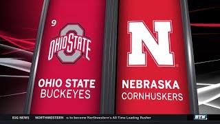 Ohio State at Nebraska - Football Highlights