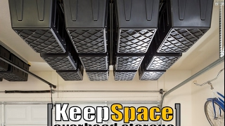 Keep Space Overhead Storage (star Trek Parody) Keep Track Garage Storage